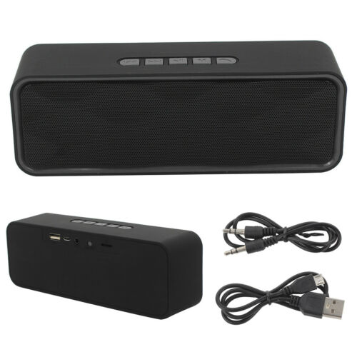 Portable Wireless Bluetooth Speaker Subwoofer Super Bass Ste
