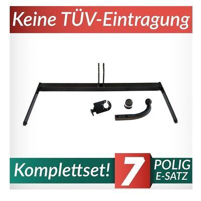 Auto & Motorrad: Teile Für Mazda 626 GF 4/5-Tür Anhängerkupplung starr+ES 7p ABE