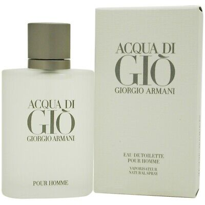 Giorgio Armani Acqua Di Gio Cologne Eau De Toilette Spray for Men, 1 FL Oz/30 ML
