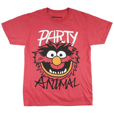 Muppet Animal T Shirt (Muppets Party Animal T-Shirt)