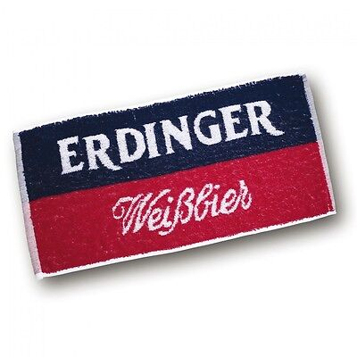 Erdinger - bavarian / german - bar mat / towel - Weissbeer - NEW