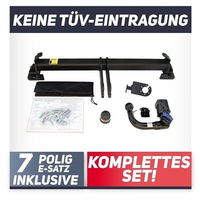 Elektrosatz Kit NEU AHK Anhängerkupplung starr BMW 7er Limousine
