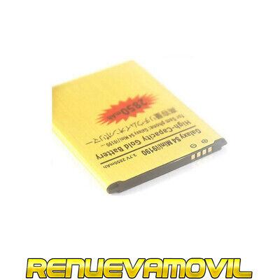 Bateria Para Samsung Galaxy S4 Mini i9190 i9195 Mas Capacidad 2850Mah B500AE