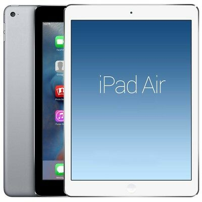 Apple iPad Air (5th Model) | WIFI OR LTE | 16/32/64/128GB Space Gray Silver