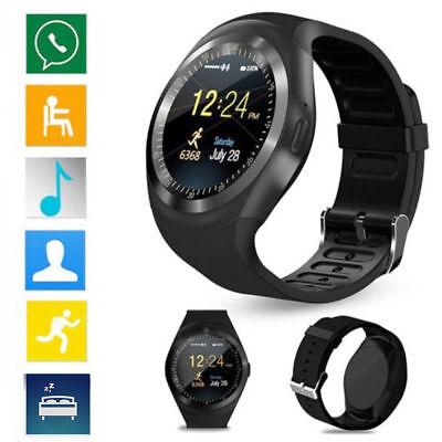 SmartWatch Y1 Bluetooth orologio SIM PER iPhone, Samsung, Huawei, HTC, LG,Sony
