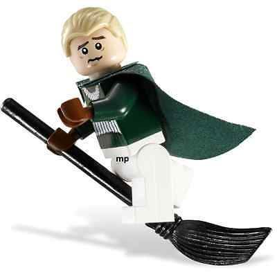 LEGO Harry Potter 4737 Draco Malfoy with Quidditch Outfit Minifigure NEW ()