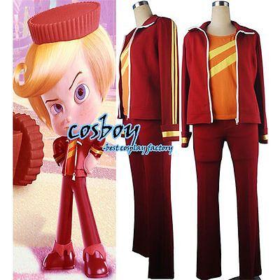 Disney Wreck-It Ralph Cosplay Costume dress costumer - Wreck It Ralph Adult Costume