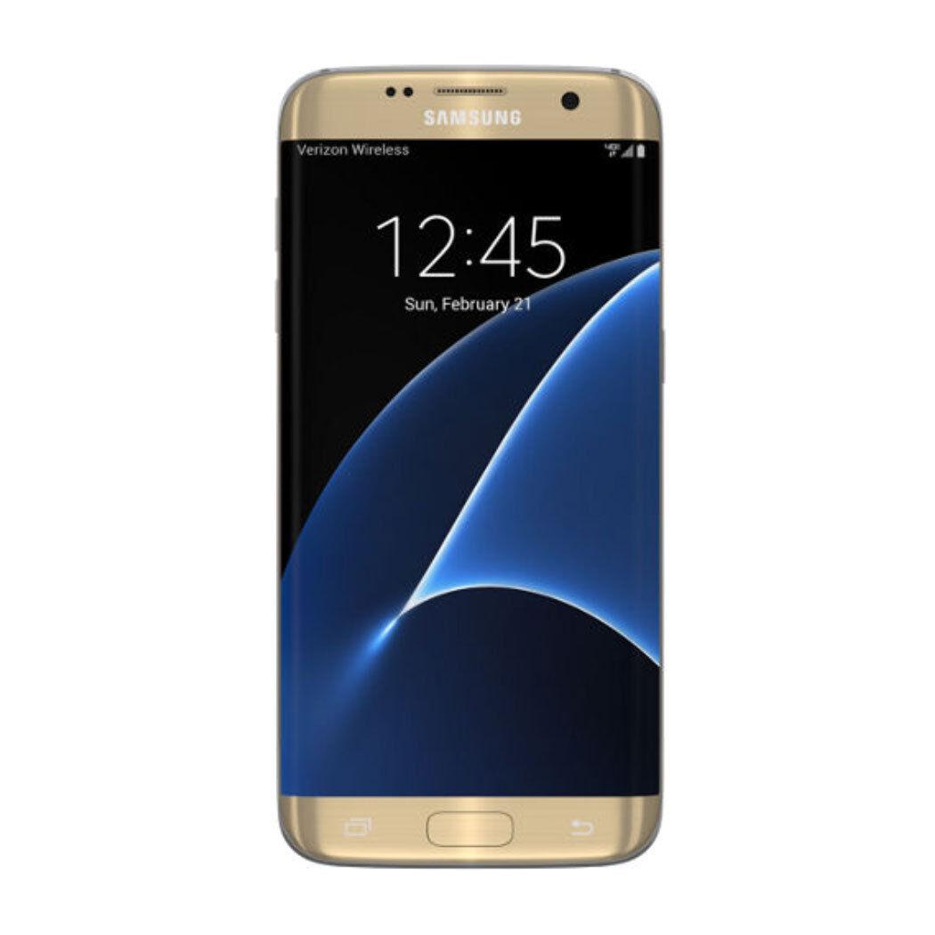 Samsung G935 Galaxy S7 Edge 32GB Verizon Wireless 4G LTE Android WiFi Smartphone