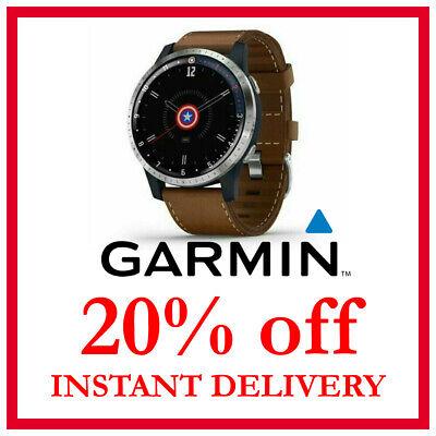 Garmin Legacy Hero First Avenger Watch 20% DISCOUNT (READ DESCRIPTION)