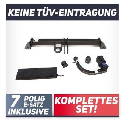 Anhängekupplung abnehmbar inkl 7p E-Satz VERTIKAL BMW X3 E83 2004-2010