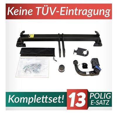 Kpl AHK BMW 7er E38 Limousine 94-01 Anhängerkupplung starr+ES 7p uni