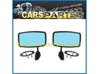 1700 RH // LH Diesel Rear View Door Mirror 20x13 cm  LADA Niva 1600 1900