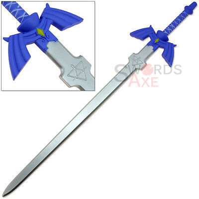 Foam Legend Of Zelda Skyward Master Sword Breath Of The Wild 40 75  Larp Cosplay