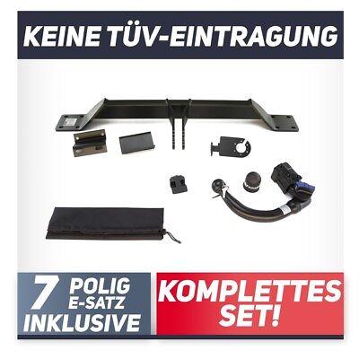 Für BMW 5er E60 4-Tür Stufenheck Anhängerkupplung abnehmbar+ESatz 13pol ABE