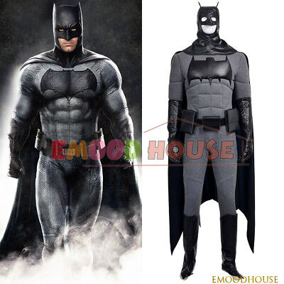 op Grade Cosplay Kostüm Mann Full Set Kostüm Magwschneidert (Batman Cosplay Kostüm)
