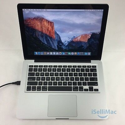 "Apple Mid 2012 MacBook Pro 13"" 2.5GHz Core I5 128GB SSD 4GB MD101LL/A A1278"