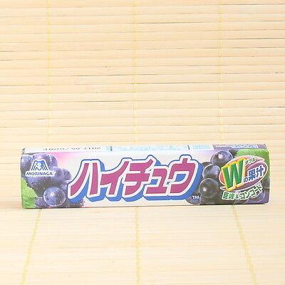 Japan HI CHEW Purple GRAPE chewy candy Japanese hi chu budoh starburst fruity