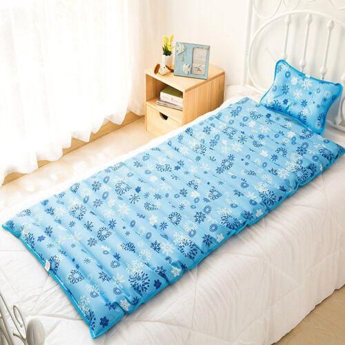 Summer Sleeping Bed Water Mattress Pillow Nature Cool Bed Si