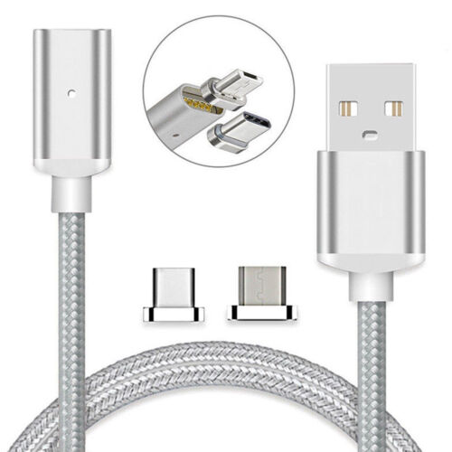 Micro USB  Magnetic Adapter Charger Cable Connector For Android Type-c