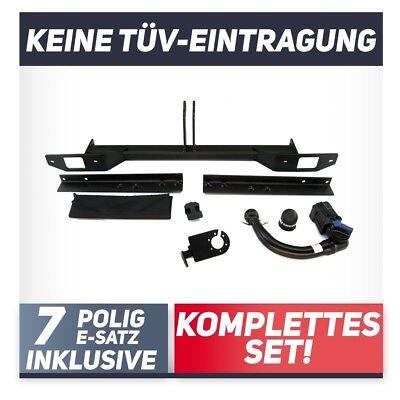 7pol spez Anhängekupplung Für Opel Insignia Fließheck ab08 abnehmbar E-Satz