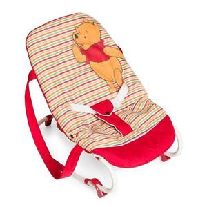 1a33eb433cf New Hauck Disney Winnie the Pooh Spring Red Baby Bouncer Rocky Bungee 0 to  9KG