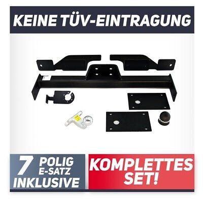 NV 400 Kasten//Kombi E-Satz 13pol universell Auto Hak Anhängerkupplung starr