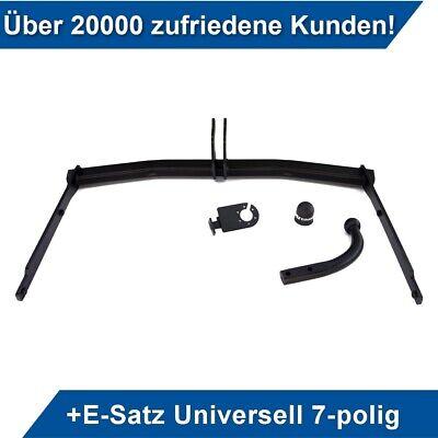 Für Mazda 3 BM 5-Tür ab 13 Anhängerkupplung abnehmbar+E-Satz 13p spez
