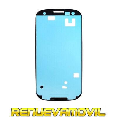 Adhesivo Pantalla Para Samsung Galaxy S3 i9300 Cinta Adhesiva Pegatina Cristal