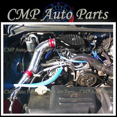 Dodge Dakota Intake - RED AIR INTAKE KIT FIT 1997-2003 DODGE DURANGO DAKOTA 3.2L 3.9L 5.2L 5.9L