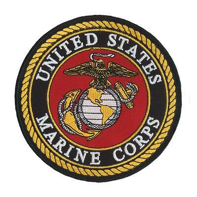 US United States Marine Corps Patch - USMC - Korea, Vietnam, OIF, OEF, DEVIL DOG