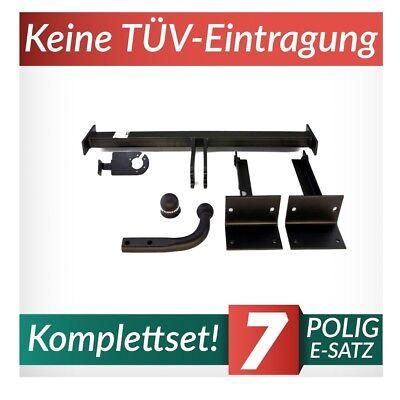 AHK E-Satz 7 polig Skoda Citigo ab 2012 Schrägheck Anhängerkupplung AHZV Neu