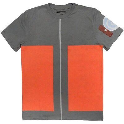 I Am Naruto Costume T-Shirt New
