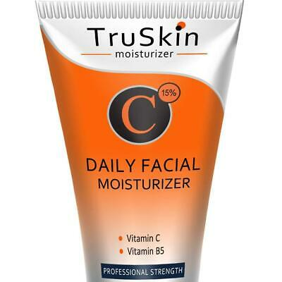 TruSkin BEST Vitamin C Moisturizer Cream for Face, Neck &