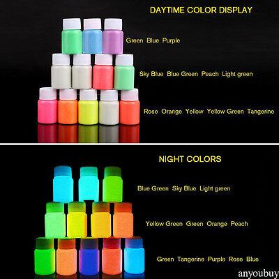 - Glow Paint