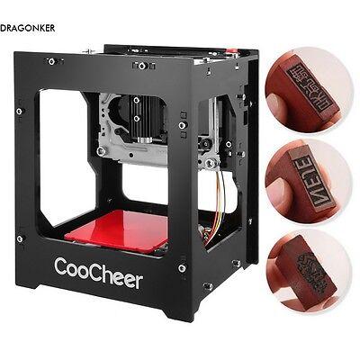 3D Gravurmaschine Lasergravur Laser NEJE 1000mW Graviermaschine DIY-USB-Graveur
