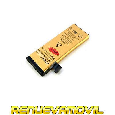 Bateria Para iPhone 5 Alta Mas Capacidad 2680Mah 616-0610 3.8V Gold Battery