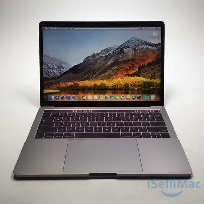 "Apple 2017 Macbook Pro Retina Touch Bar 13"" 3.1GHz I5 256GB SSD 8GB MPXV2LL/A"