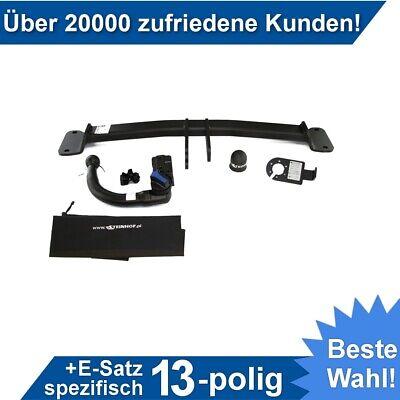 Anhängerkupplung AHK starr BMW 5 E39 4-Tür 1995-2003 NEU ABE