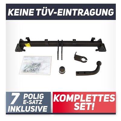 Kpl AHK BMW 5er GT F07 Gran Turismo 09-13 Anhängerkupplung starr+ES 13p uni