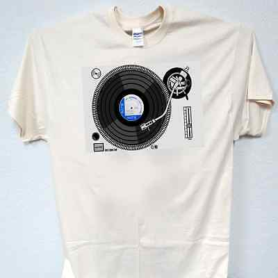 Blue Player T-shirt (TURNTABLE,