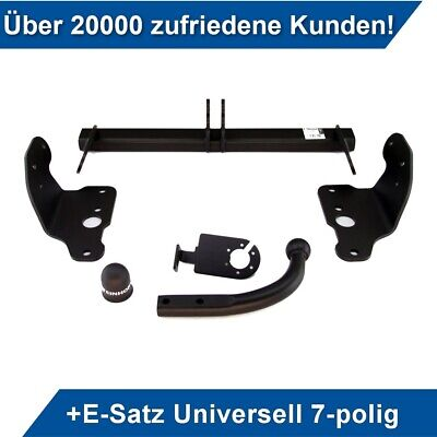 Anhängekupplung Für Toyota Auris Fließheck 07-12 abnehmbar NEU