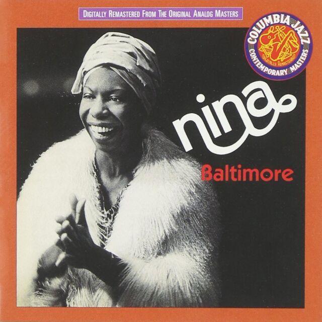 NINA SIMONE : BALTIMORE (CD) sealed