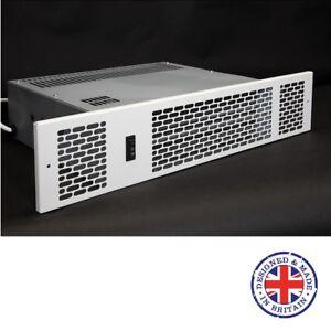 Kitchen Plinth Heater - Central Heating Plinth Heater 1.5Kw White Grille