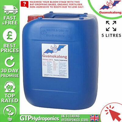 Guanokalong Kalong Bloom - 5 Litre / 5L - Bat Guano Liquid Nutrient Hydroponics