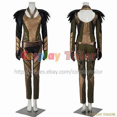Legends Of Tomorrow Hawkgirl Kendra Saunders Cosplay Costume Halloween Uniform
