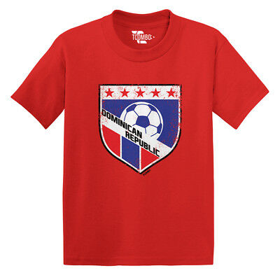 Dominican Republic Soccer - Football Futbal Team Sports Toddler/Infant T-shirt Football Sports Toddler T-shirt