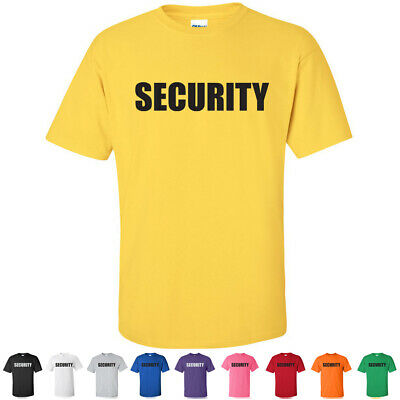 Hilarious Girl Costumes (Security Funny Hilarious Costume Youth Tees Boys Girls Kids Novelty T)