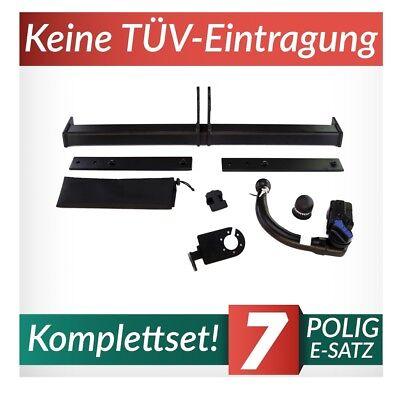 Für Audi Q3 8U Anhängerkupplung starr+ES 7p ABE