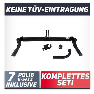 Für Citroen Xsara 3//5-Tür Fließheck Anhängerkupplung starr+ES 13p ABE