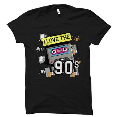 I Love The 90s Shirt - Gift for Men and Women born in the 90